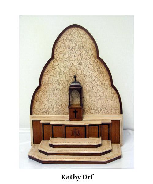 Kathy O. orf-altar