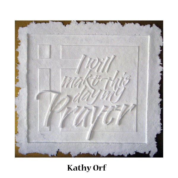 Kathy orf-papercasting