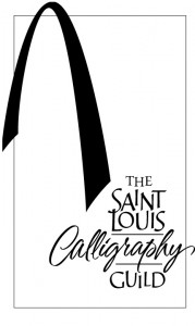 St Louis Calligraphy Guild Logo